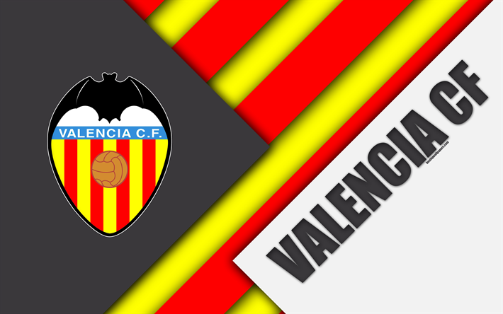 Télécharger Fonds Décran Le Valencia Cf 4k Espagnol Club De