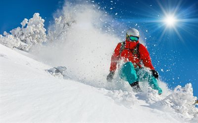 Download wallpapers winter sports snowboarding extreme