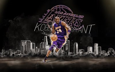 NBA, Kobe Bryant, basketball stars, LA Lakers, basketball, Los Angeles Lakers