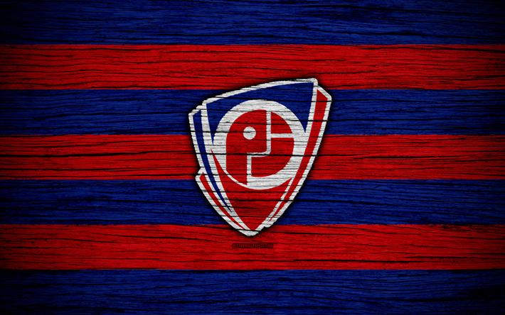 Download wallpapers Petrojet FC, 4k, Egyptian Premier League, logo, soccer,  Egypt, Petrojet SC, football, wooden texture, FC Petrojet for desktop free.  Pictures for desktop free