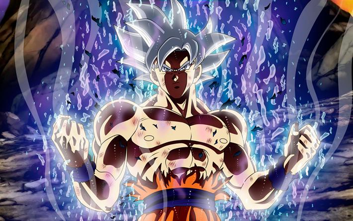 Los Mejores Fondos De Pantalla De Goku Migatte No Gokui Hd: Descargar Fondos De Pantalla 4k, Ultra Instinto De Goku