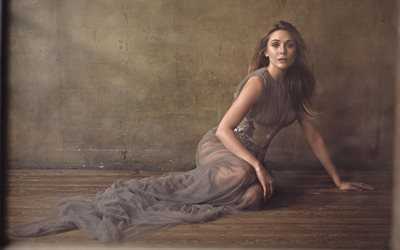 Elizabeth Olsen, 4k, beauty, photoshoot, movie stars, american actress, Hollywood