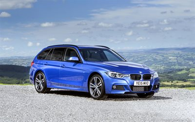 Download Wallpapers Bmw 3 Series Touring Wagons F31