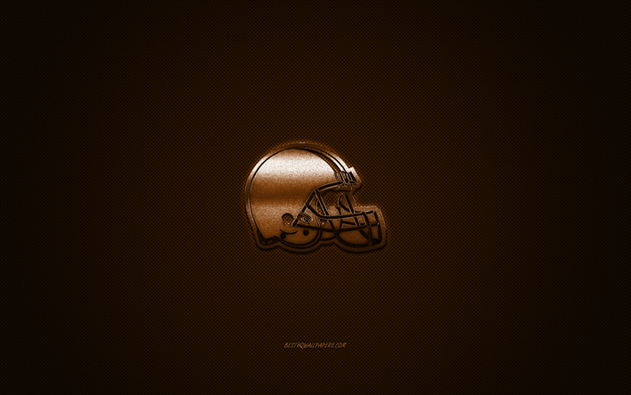 Download Wallpapers Cleveland Browns American Football Club