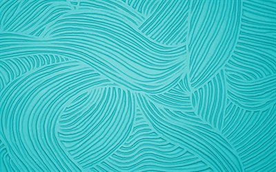 blue plaster texture, blue lines background, blue stone texture, waves texture