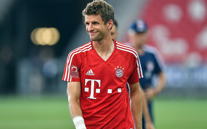 Download wallpapers Thomas Muller, German footballer ...