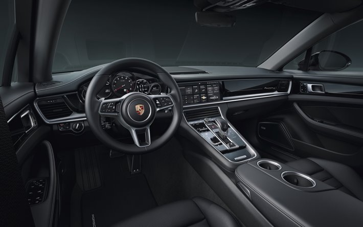 Download wallpapers 2020, Porsche Panamera, 10 Year Edition ...