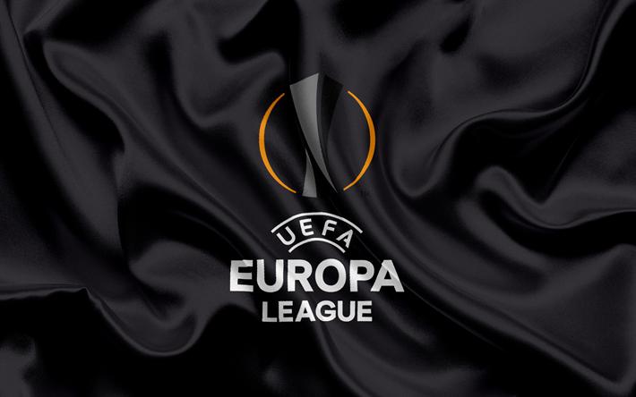 Herunterladen Hintergrundbild Europa League Neues Logo 2017