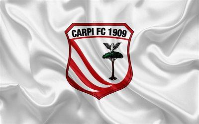 Scarica sfondi carpi fc 4k serie b calcio seta for B b italia logo