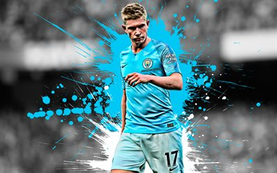 Download wallpapers Kevin De Bruyne, 4k, Belgian football ...