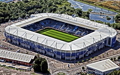 Download wallpapers King Power Stadium, Leicester City FC ...