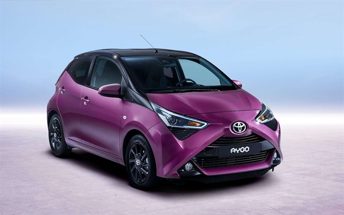 t l charger fonds d 39 cran toyota aygo en 2019 les voitures les voitures compactes la. Black Bedroom Furniture Sets. Home Design Ideas