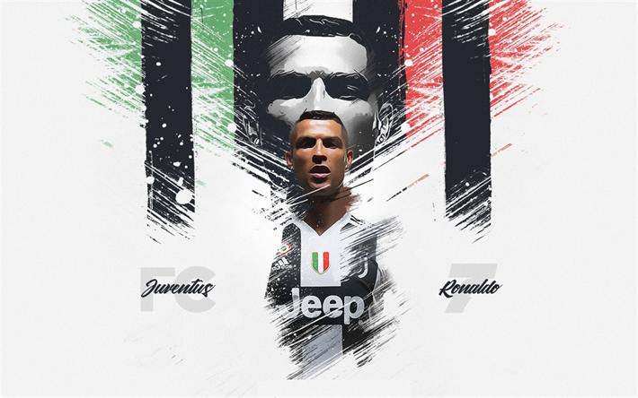 Indir Duvar Kağıdı Hristiyan Ronaldo Juventus Futbol Yaratıcı