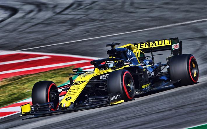 Descargar Fondos De Pantalla Nico Hulkenberg Renault Rs19