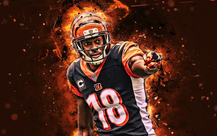 wide receiver, Cincinnati Bengals