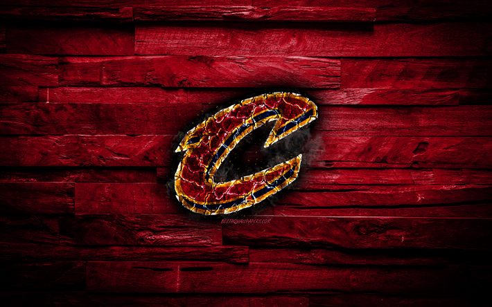 Download wallpapers Cleveland Cavaliers