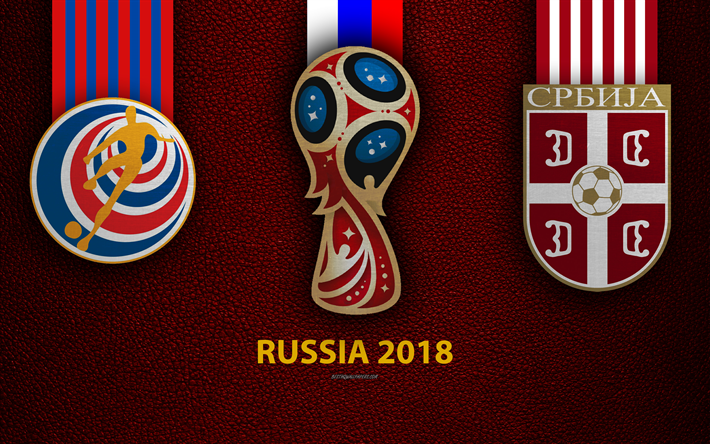 Download Wallpapers Costa Rica Vs Serbia 4k Group E