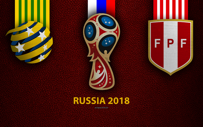 Australia Vs Peru K Group C Football June  Logos