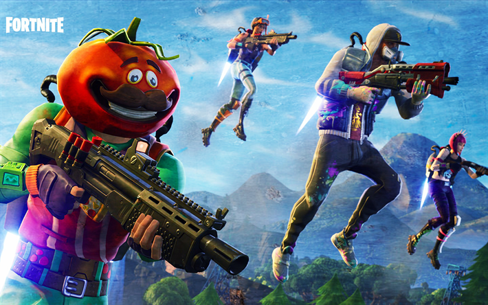Download Wallpapers Tomatohead Snorkel Ops Abstrakt Power Chord