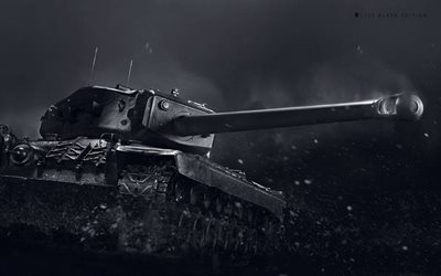 World of Tanks, WoT, T34 Black Edition