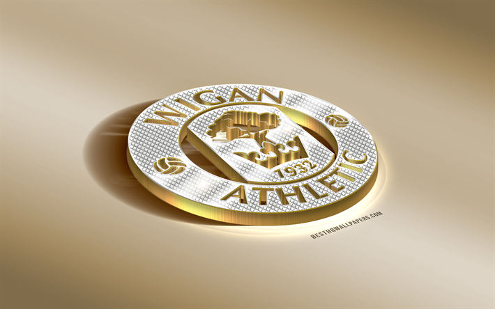 Download wallpapers Wigan Athletic FC, English football ...