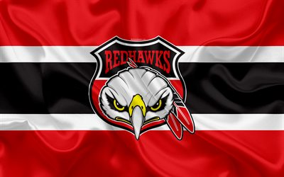Malmo Redhawks, Swedish hockey club, emblem, logo, Swedish Hockey League, SHL, hockey, Malmo, Sweden
