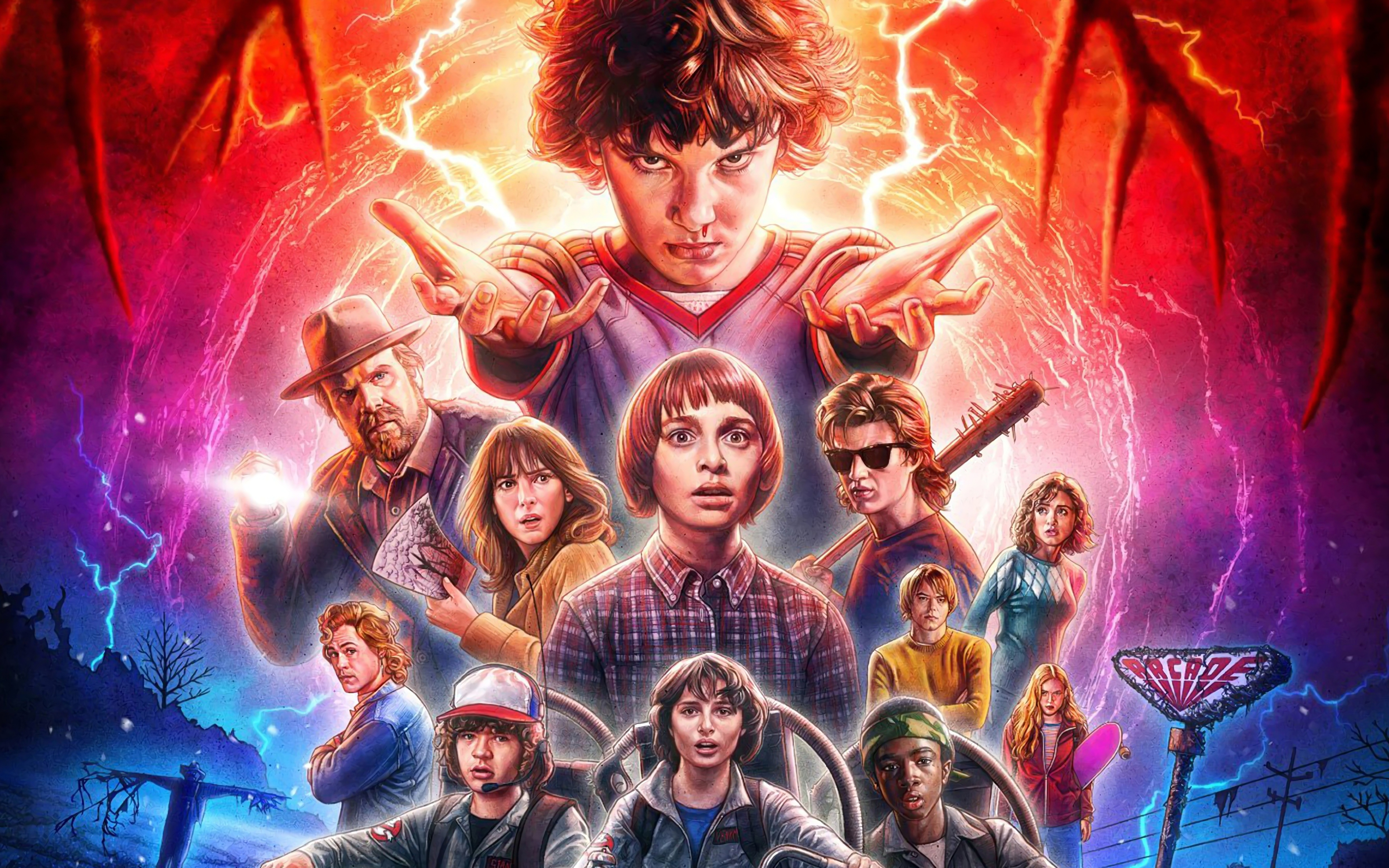 A love letter to the 80s classics that captivated a generation Stranger Things is set in 1983 Indiana where a young boy vanishes into thin air As