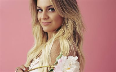 4k, Kelsea Ballerini, 2017, beauty, american singer, blonde, country