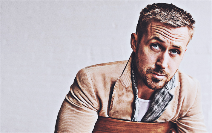 Download wallpapers Ryan Gosling, 2018, photoshoot, canadian actor ...