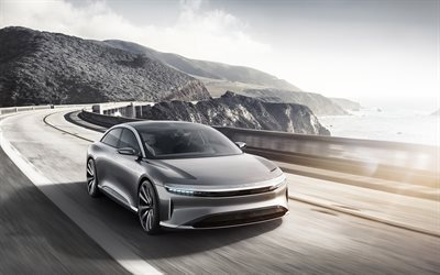 Lucid Air Concept, 2016, new cars, Lucid