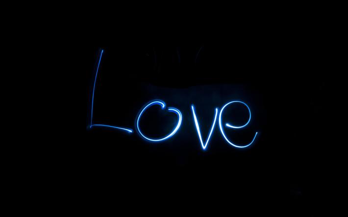 [Fillers] Um novo inicio - Dark Moon Thumb2-4k-love-neon-letters-darkness-typography