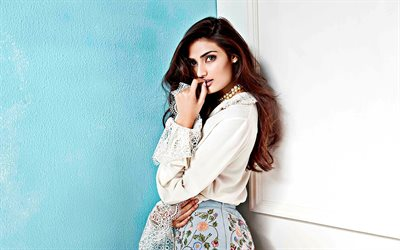 Athiya Shetty, 2019, Bollywood, attrice indiana, bellezza, brunetta, donna, Athiya Shetty servizio fotografico