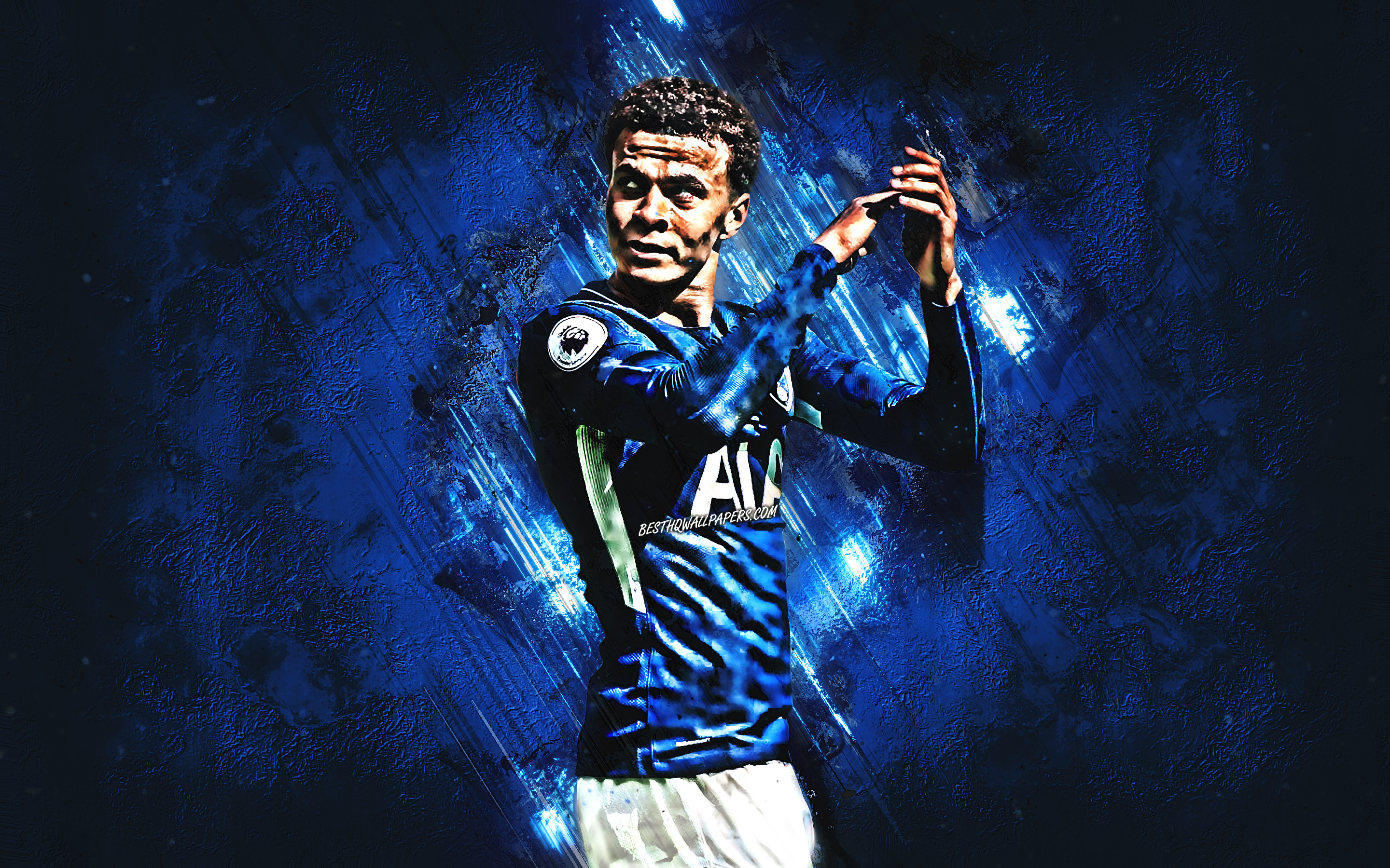 Download Wallpapers Dele Alli, Tottenham Hotspur FC