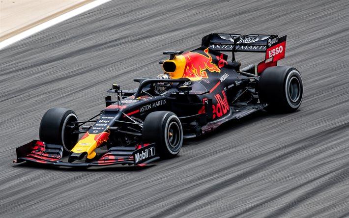 Download Wallpapers Red Bull Racing Rb16 Formula 1 Racing Car F1 Formula 1 2020 Red Bull Racing 2020 Formula One World Championship Max Verstappen For Desktop Free Pictures For Desktop Free