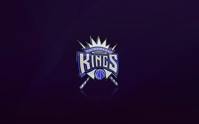 Sacramento Kings, logo, basketball, NBA
