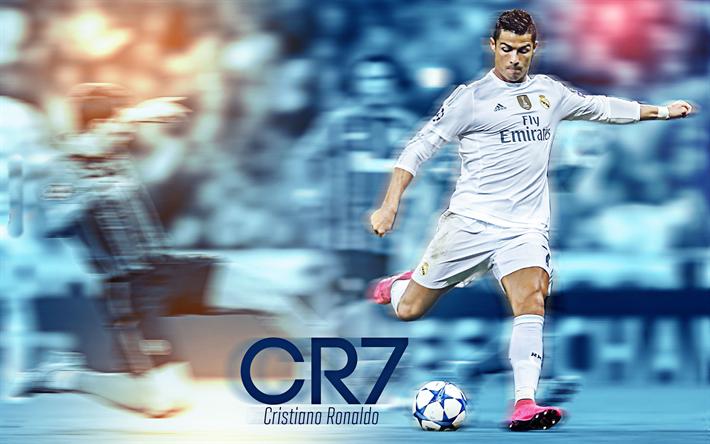 Herunterladen Hintergrundbild Cristiano Ronaldo Fan Kunst