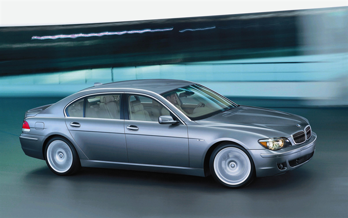 Download Wallpapers 4k Bmw 7 Series E65 2007 Cars Luxury Cars 7 Series Bmw E65 German Cars Bmw For Desktop Free Pictures For Desktop Free