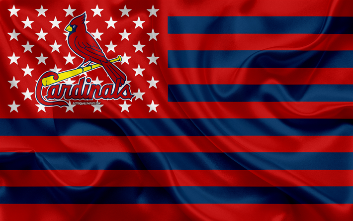 Download Wallpapers St Louis Cardinals American Baseball
