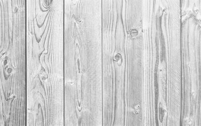 bright wooden boards, macro, gray wooden texture, wooden backgrounds, wooden textures, vertical wooden boards