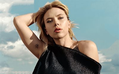 Scarlett Johansson, 2020, The Hollywood Reporter Phohoshoot, Hollywood, american actress, beauty, Scarlett Ingrid Johansson, american celebrity, Scarlett Johansson photoshoot