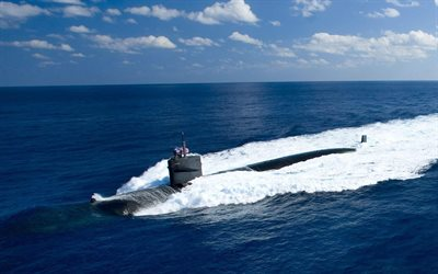 USS Houston, SSN-713, US Navy, nuclear submarine, Los Angeles-class, attack submarine, United States Navy