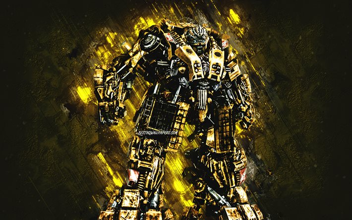 Canopy, Transformers, Autobot, Canopy Transformer, yellow stone background, grunge art, Canopy Autobot, Transformers characters, Canopy character