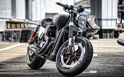 Harley-Davidson Street 750, 2019, front view, new motorcycles, american motorcycles, Harley-Davidson
