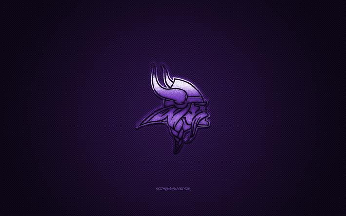 Vikings logo hintergrund