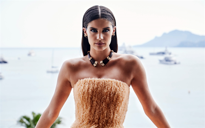 Sara Sampaio, 2019, portugisiska kändis, skönhet, mode modeller, superstars, Sara Sampaio photoshoot
