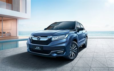 Honda Avancier, crossovers, 2020 cars, parking, japanese cars, 2020 Honda Avancier, Honda