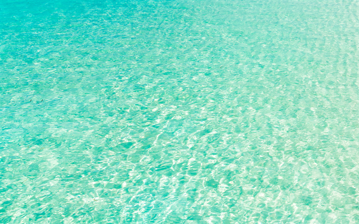water texture, waves texture, turquoise water texture, ocean, tropical islands, summer