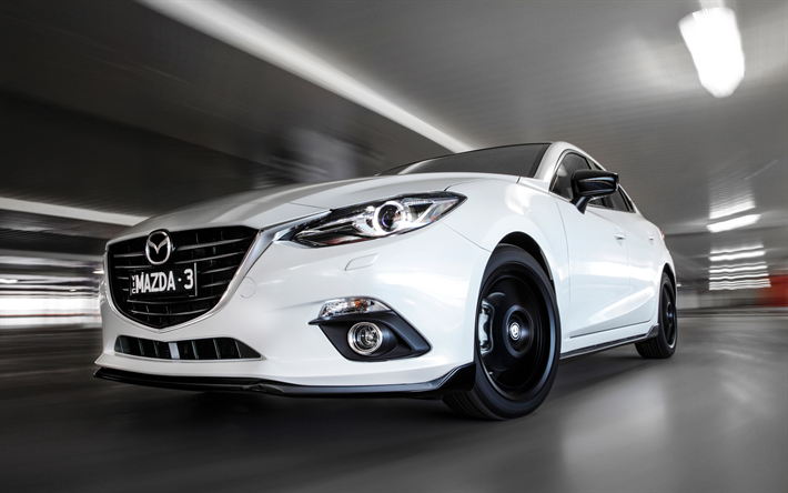 download wallpapers mazda 3 mps 4k 2017 cars road movement mazda 3 japanese cars mazda. Black Bedroom Furniture Sets. Home Design Ideas