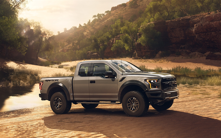 Thumb Ford F Raptor Offroad Cars Brown F Raptor Desert on 1985 Ford F 150