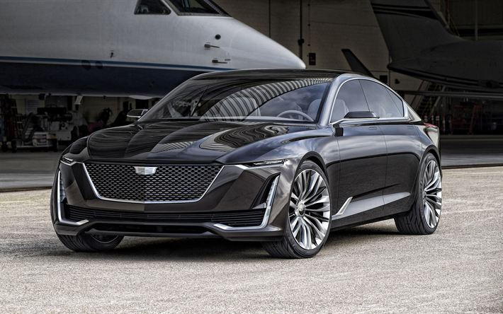 download wallpapers cadillac ct5, 2020, exterior, front
